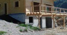 Construction en cours à CHEZERY FORENS (01)