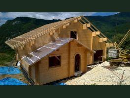 Construction à CHEZERY FORENS dans l'Ain