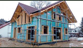CONSTRUCTION à FORT DU PLASNE (39)
