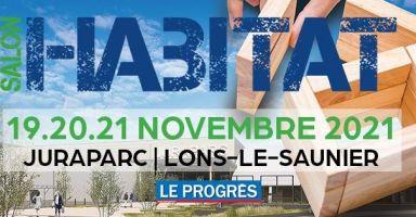 SALON DE L'HABITAT - LONS LE SAUNIER (39)