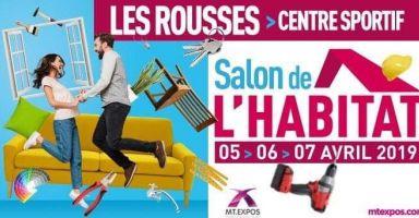 SALON DE L'HABITAT - LES ROUSSES (39)